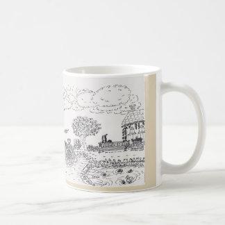Nature précieuse mug