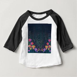 Nature urbaine t-shirt pour bébé
