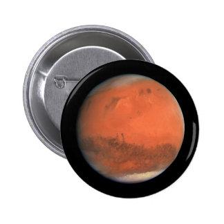 ~ naturel de véritable couleur de MARS de PLANÈTE Badges