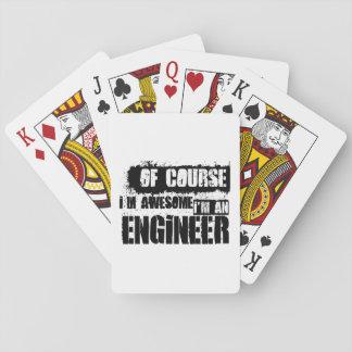 Naturellement je suis impressionnant je suis un jeux de cartes