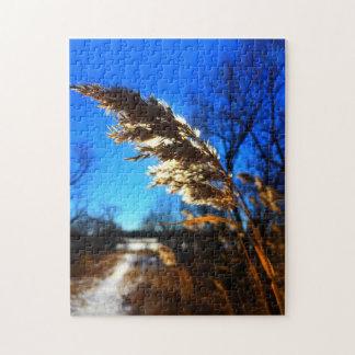 Natures meilleures - blé d'hiver puzzle