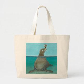 """""""Nautilus"""" l'otarie Grand Sac"""