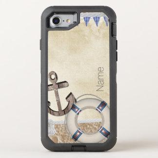 Nautique Coque Otterbox Defender Pour iPhone 7