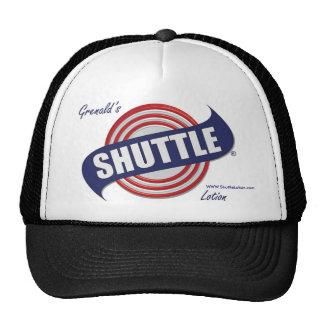 navette colorée, WWW.ShuttleLotion.com Casquette De Camionneur