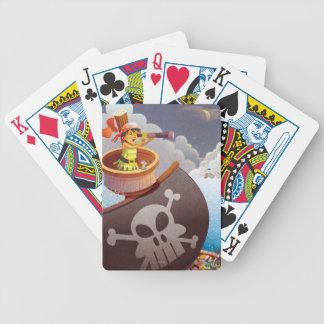 Navigation avec des pirates jeux de cartes