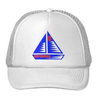 Navigation des 5èmes cadeaux d'anniversaire casquettes