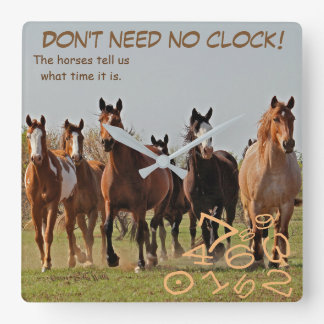 N'ayez besoin d'aucune horloge