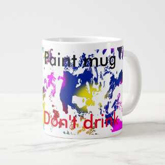 Ne buvez pas les enfants de peinture mug
