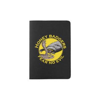 Ne craignez aucune conception animale d'art de protège-passeport
