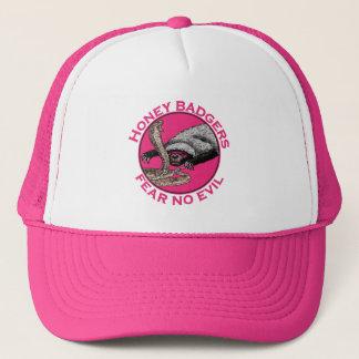 Ne craignez aucune conception animale rose drôle casquette