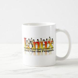 Ne craignez pas le pingouin mug
