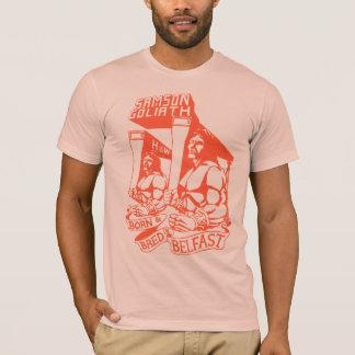 Né et multiplié à Belfast T-shirt