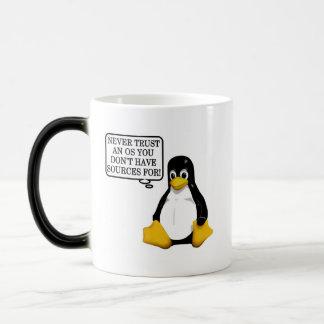 Ne faites jamais confiance qu'un OS vous n'ont pas Tasse À Café