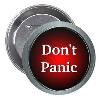 Ne font pas le Pin de signal d'alarme Badge