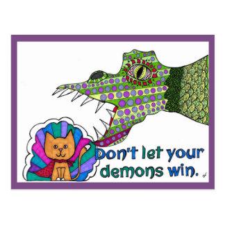 Ne laissez pas votre victoire de démons ! Carte