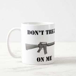 Ne marchez pas sur moi la tasse