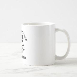 Ne m'effrayez pas que je suis portugais mug