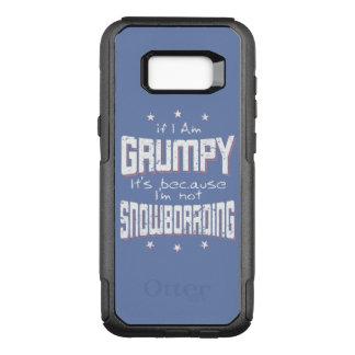 NE PAS FAIRE DU SURF DES NEIGES GRINCHEUX (blanc) Coque Samsung Galaxy S8+ Par OtterBox Commuter