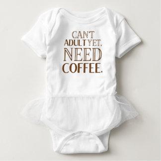 Ne peut pas adulte encore, le café du besoin body