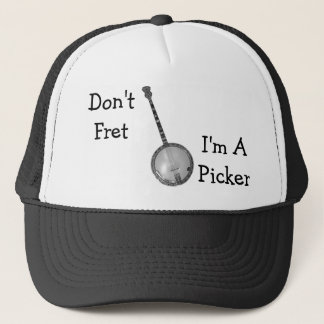 Ne rongez pas, je suis casquette d'APicker