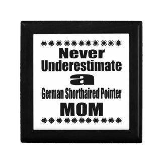 Ne sous-estimez jamais la maman allemande boîte à souvenirs