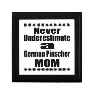 Ne sous-estimez jamais la maman allemande de boîte à souvenirs