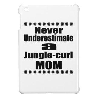 Ne sous-estimez jamais la maman de Jungle-boucle Coque Pour iPad Mini