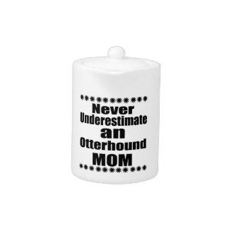 Ne sous-estimez jamais la maman d'Otterhound