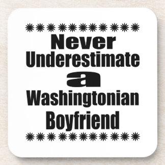 Ne sous-estimez jamais l'ami de Washingtonian Dessous-de-verre