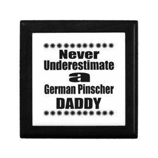 Ne sous-estimez jamais le papa allemand de boîte à souvenirs