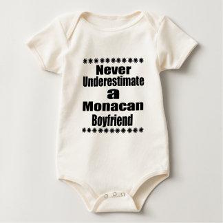 Ne sous-estimez jamais un ami Monacan Body