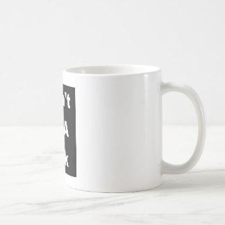 Ne soyez pas un Dick Mug