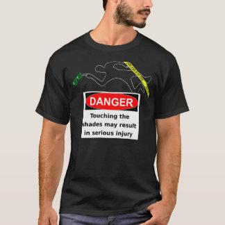 Ne touchez pas les lunettes de soleil ! t-shirt