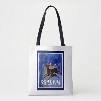 Ne tuez pas notre faune Fourre-tout Tote Bag