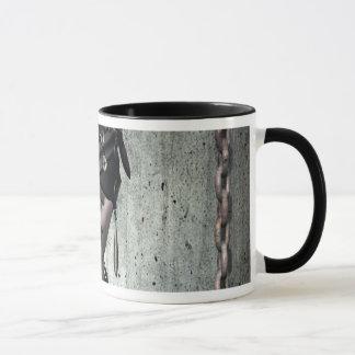 Ne voir l'aucune tasse gothique mauvaise d'art