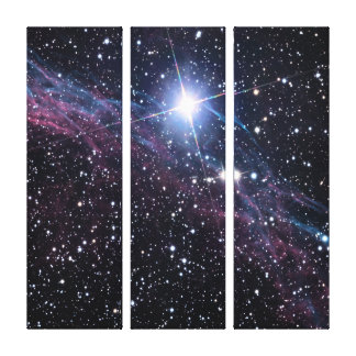 Nébuleuse de voile de la NASA ESA Toile