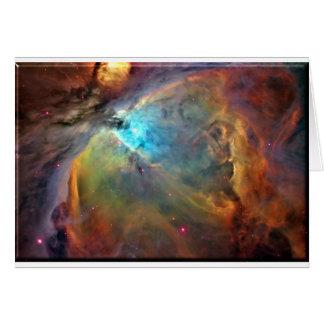 Nébuleuse d'Orion Cartes
