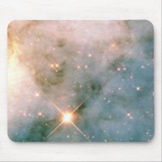 Nébuleuse lumineuse de Carina Tapis De Souris