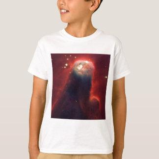 Nébuleuse NGC 2264 de cône prise par le télescope T-shirt