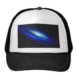 Nebulla abstrait avec le nuage cosmique galactique casquette trucker