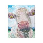 N'effrayez aucune vache irlandaise des 04. 0223 ch toile tendue sur châssis