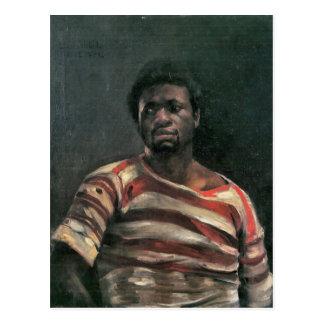 Nègre Othello par Lovis Corinthe Cartes Postales