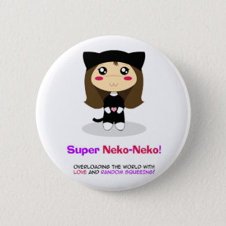 Neko-Neko superbe Badges