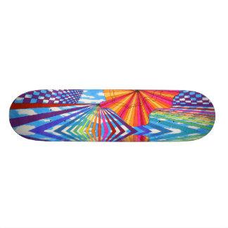 """""""N'employez pas conception de plate-forme avec de Skateboard Old School 18,1 Cm"""