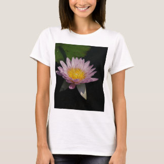 Nénuphar pourpre rose de Lotus T-shirt