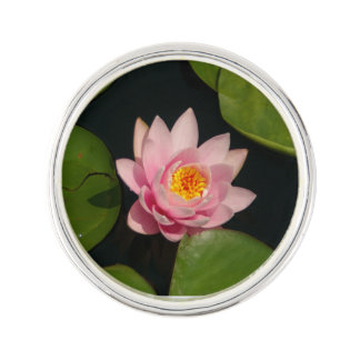 Nénuphar rose de Lotus Pin's