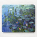 Nénuphars, Claude Monet Tapis De Souris