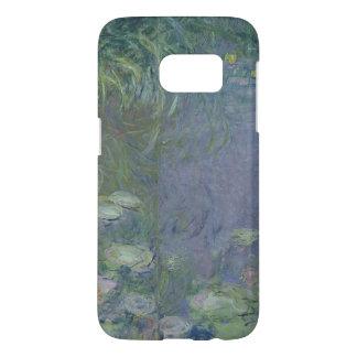 Nénuphars de Claude Monet | : Matin, 1914-18 Coque Samsung Galaxy S7