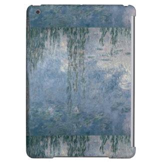 Nénuphars de Claude Monet   : Saules pleurants,