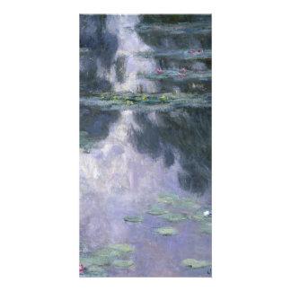 Nénuphars (Nympheas) par Claude Monet Photocartes